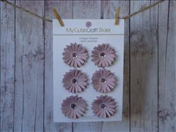 Paper Flowers: Light Lavender