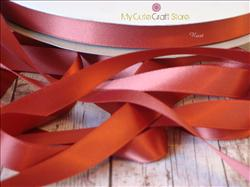 Ribbon by the Yard: Rust