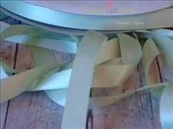 Ribbon by the Yard: Seafoam Green
